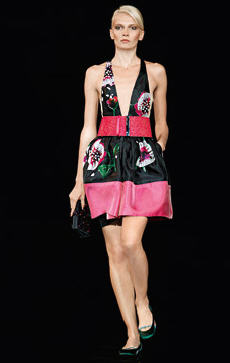 Modna suknia wieczorowa - SUKNIE �LUBNE i balowe