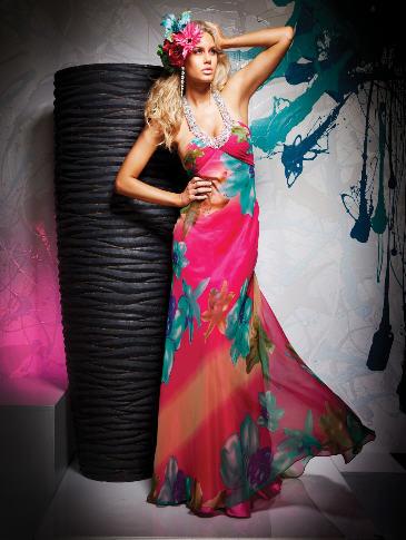 Tanie kreacje wieczorowe - sukienki ślubne dla druhen