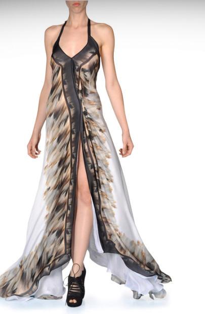 Modna suknia wieczorowa - SUKNIE ŚLUBNE i balowe